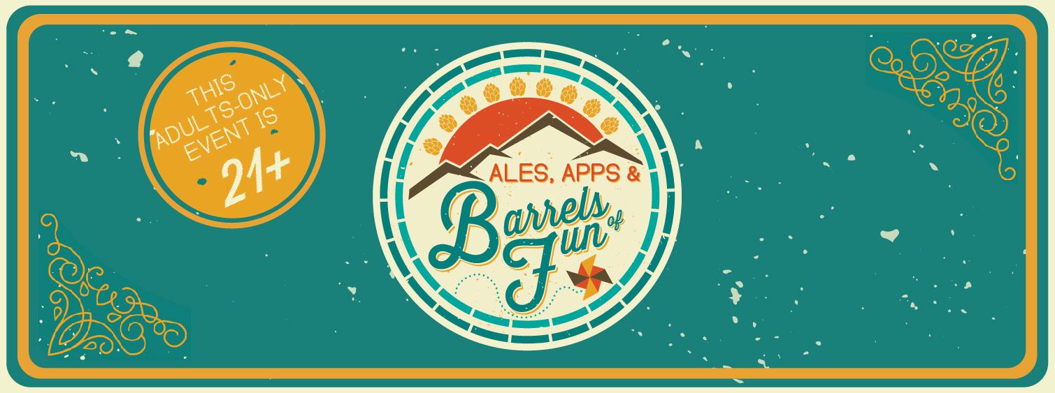 Ales Apps Barrels of Fun Calendar Hero