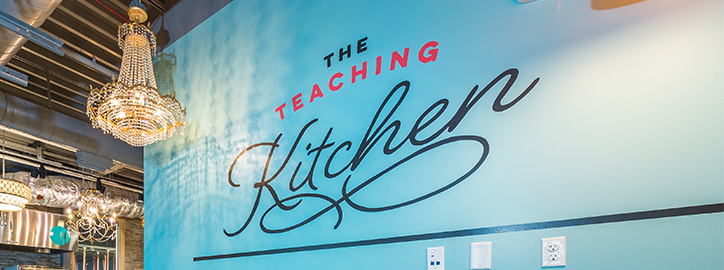 Teaching Kitchen