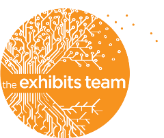 the-exhibits-team-logo